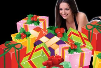 Cam Girl Christmas Wishlist