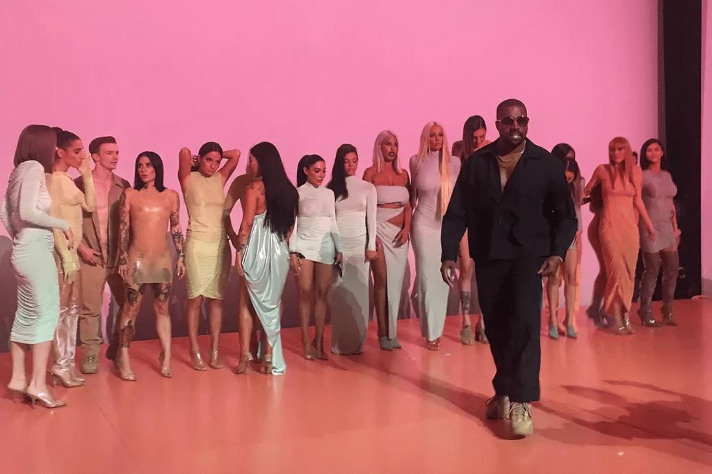 Kanye West Pornhub Awards