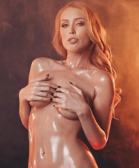 Jenny Blighe nude