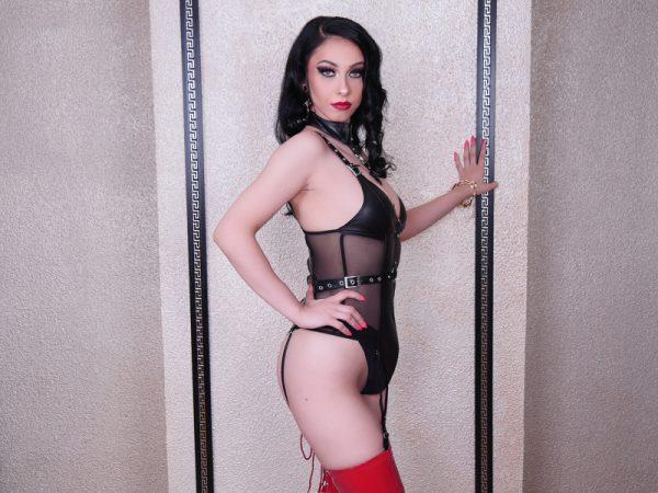 trans dominatrix