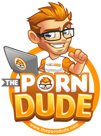 porn dude website logo