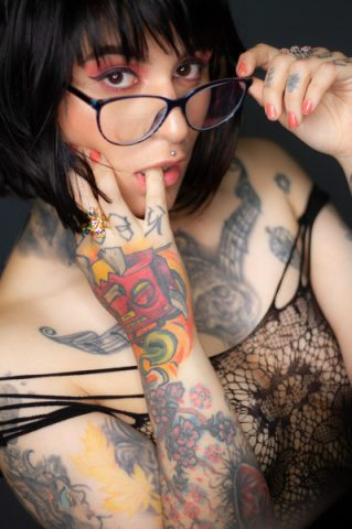 cocoaink tattoo girl